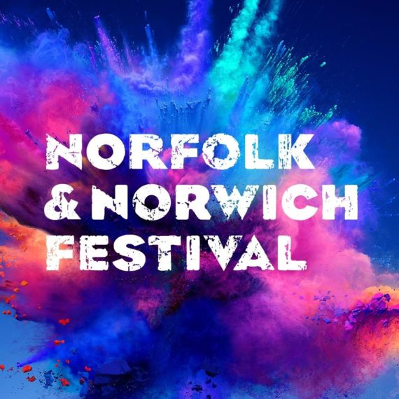 Norfolk & Norwich Festival.